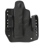 Alpha Holster Glock 17/22/31/47 Right Hand - Black