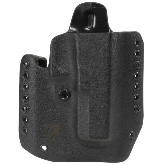 Alpha Holster Glock 30/30SF Right Hand - Black