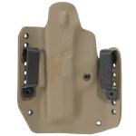 Alpha Holster Glock 43 Right Hand - E2 Tan