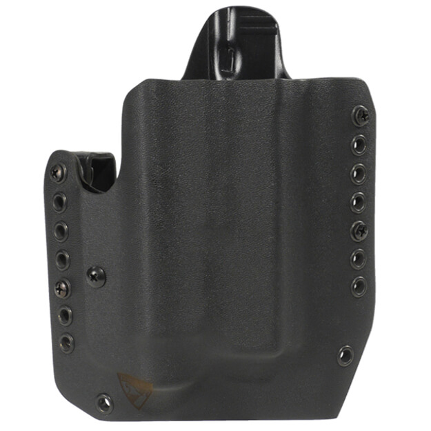 Alpha Holster Glock 43 w/TLR6 Right Hand - Black