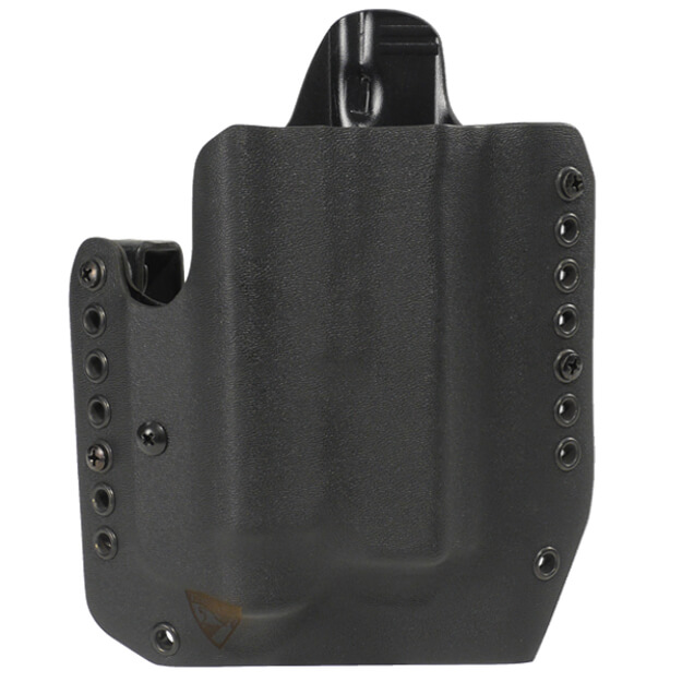 Alpha Holster S&W M&P Pro 9/40 w/TLR1 Right Hand - Black