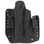 """Alpha Holster Springfield Armory XD 4"""" 9/40/45 Right Hand - Black"""