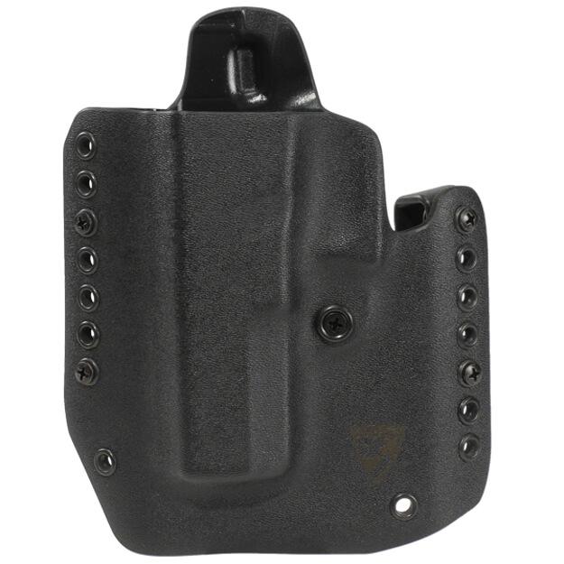 Alpha Holster Glock 26/27/28/33 Left Hand - Black