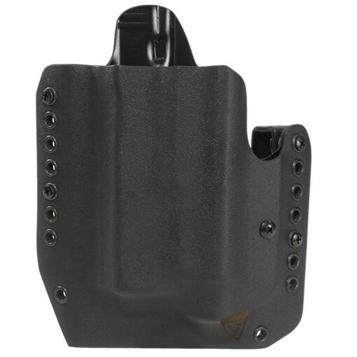 Alpha Holster Glock 34/35 w/TLR1 Left Hand - Black