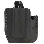 Alpha Holster Glock 34/35 w/X300U Left Hand - Black