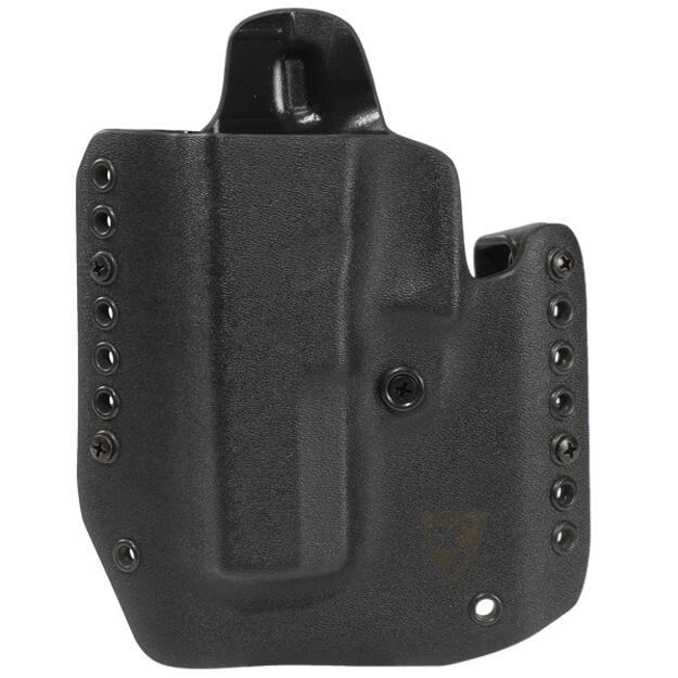 Alpha Holster Ruger LCP Left Hand - Black