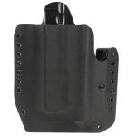 Alpha Holster S&W M&P Pro 9/40 w/TLR1 Left Hand - Black