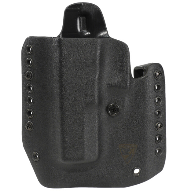 Alpha Holster S&W M&P Shield Left Hand - Black