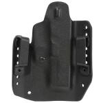 Alpha Holster S&W M&P Shield Left Hand - Black