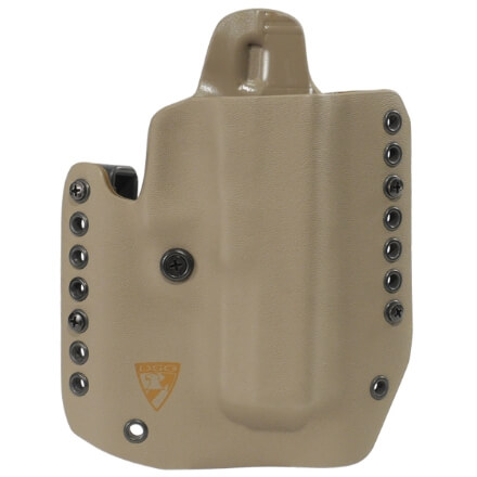 "Alpha Holster 1911 4"" Right Hand - E2 Tan"