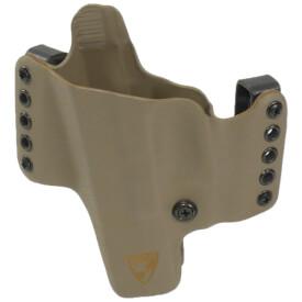 HR Holster Glock 20/21 Left Hand - E2 Tan