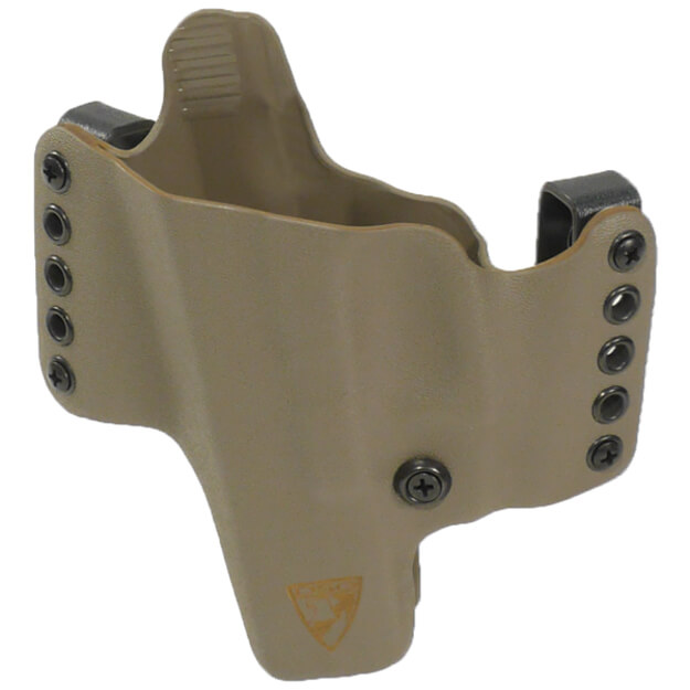 HR Holster Springfield Armory XD 9/40/45 Left Hand - E2 Tan
