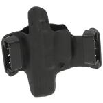 "HR Vertical Holster 1911 5"" w/Rail Right Hand - Black"