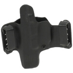 HR Vertical Holster Beretta 92FS/96FS Right Hand - Black