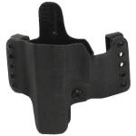 HR Vertical Holster Glock 17/22/31/47 Left Hand - Black