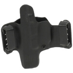 HR Vertical Holster FNP Tactical .45 ACP Right Hand - Black