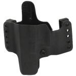 HR Vertical Holster Glock 20/21 Left Hand - Black