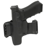 HR Vertical Holster Ruger LCP Right Hand - Black