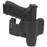 HR Vertical Holster Sig P226 w/Rail Right Hand - Black