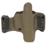 HR Vertical Holster Glock 26/27/28/33 Left Hand - E2 Tan