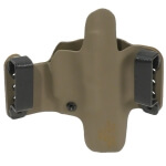 HR Vertical Holster Glock 30/30SF Left Hand - E2 Tan