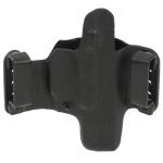 HR Vertical Holster Glock 34/35 Left Hand - Black