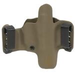 HR Vertical Holster Glock 42 Left Hand - E2 Tan