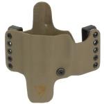 HR Vertical Holster Glock 43 Left Hand - E2 Tan