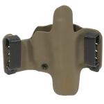 HR Vertical Holster HK P2000 Left Hand - E2 Tan