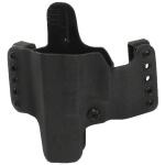 HR Vertical Holster Ruger LCP Left Hand - Black