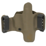 HR Vertical Holster S&W M&P Shield Left Hand - E2 Tan
