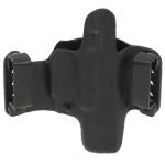 HR Vertical Holster SIG P320C/P320 SUB Left Hand - Black