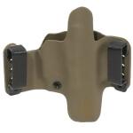 HR Vertical Holster SIG P320C/P320 SUB Left Hand - E2 Tan