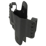 """HR Vertical Holster Springfield Armory XD 4"""" 9/40/45 Right Hand - Black"""