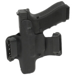 """HR Vertical Holster Springfield Armory XDM 4.5"""" Right Hand - Black"""
