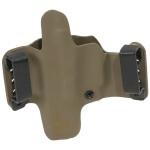 HR Vertical Holster FN 5.7 Right Hand - E2 Tan