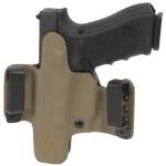 HR Vertical Holster Glock 43 Right Hand - E2 Tan