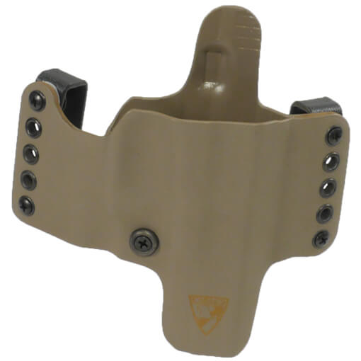 "HR Vertical Holster S&W M&P Pro 5"" 9/40 Right Hand - E2 Tan"