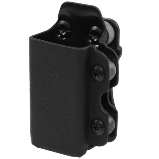 CDC 9/40 Double Stack Mag Carrier - Black