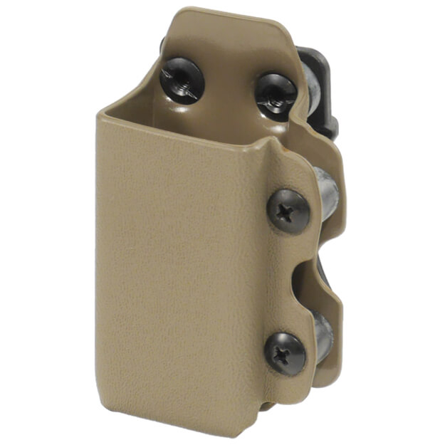 CDC 9/40 Double Stack Mag Carrier - E2 Tan