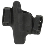 """HR Holster S&W M&P Pro 5"""" 9/40 Right Hand - Black"""