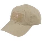 DSG Tactical Cap - Khaki Tan