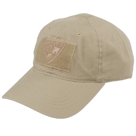 DSG Tactical Cap - Khaki Tan