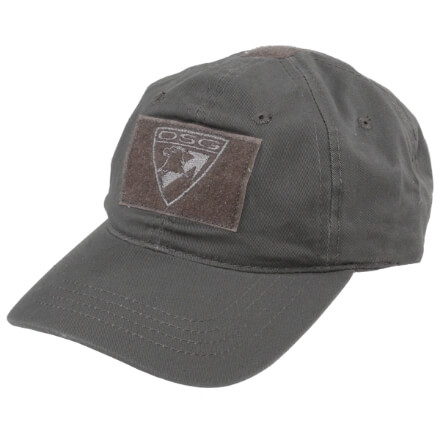 DSG Tactical Cap - Charcoal