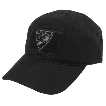 DSG Tactical Cap - Black