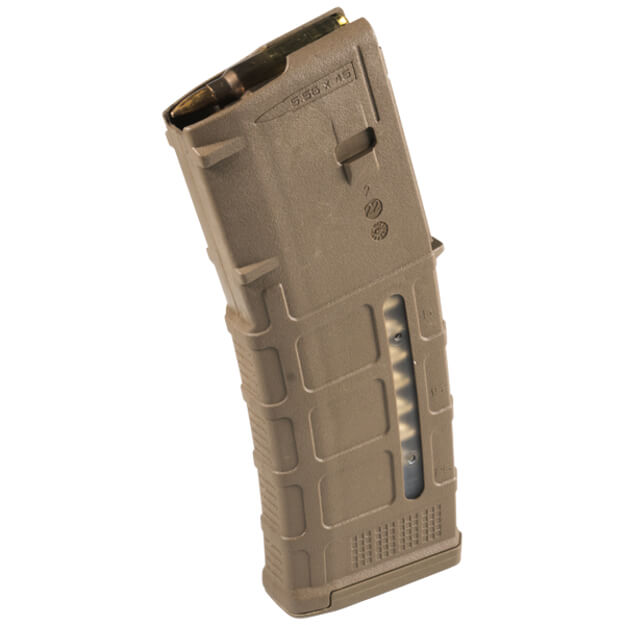 MAGPUL MAG556 PMAG 30rd w/ Window GEN M3 - Medium Coyote Tan