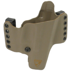 HR Holster S&W M&P Shield Right Hand - E2 Tan