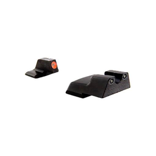 Trijicon H&K P30/VP9 HD XR Night Sight Set - Orange Front Outline