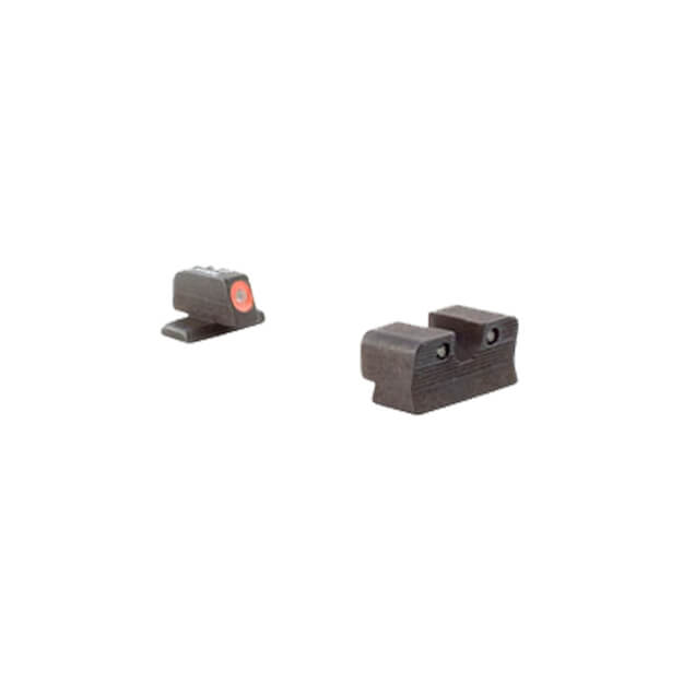 Trijicon Sig Sauer HD XR Night Sight Set - Orange Front Outline 9mm & .357 SIG
