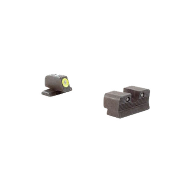 Trijicon Sig Sauer HD XR Night Sight Set - Yellow Front Outline 9mm & .357SIG